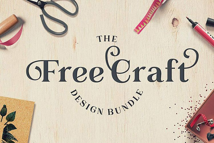 The Free Craft Bundle