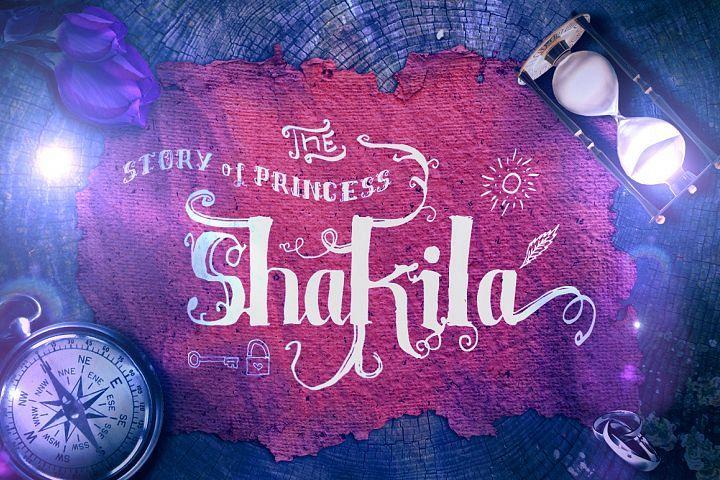 Shakila - Free Font of The Week Font