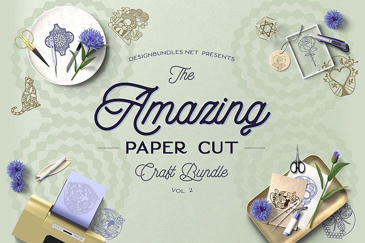 The Amazing Paper Cut Craft Bundle 2
