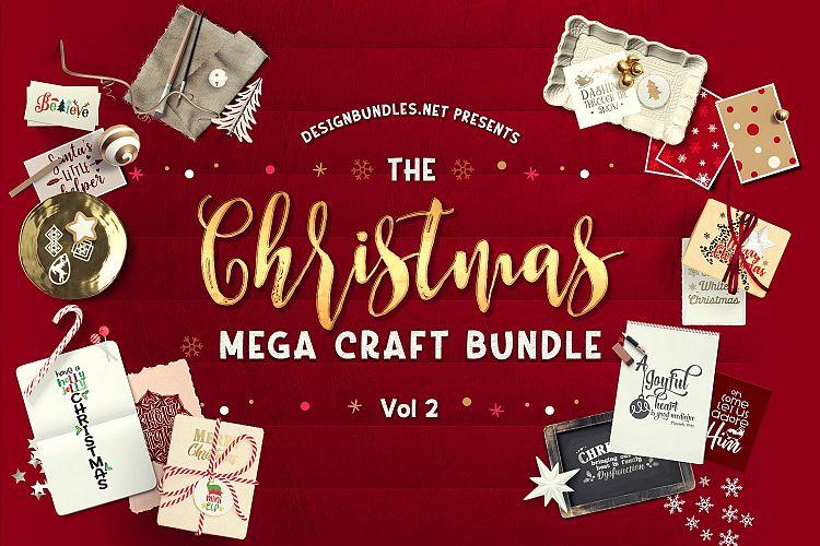 The Christmas Mega Craft Bundle 2
