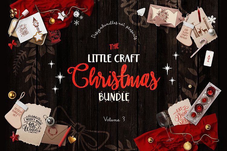 The Little Craft Christmas Bundle 3