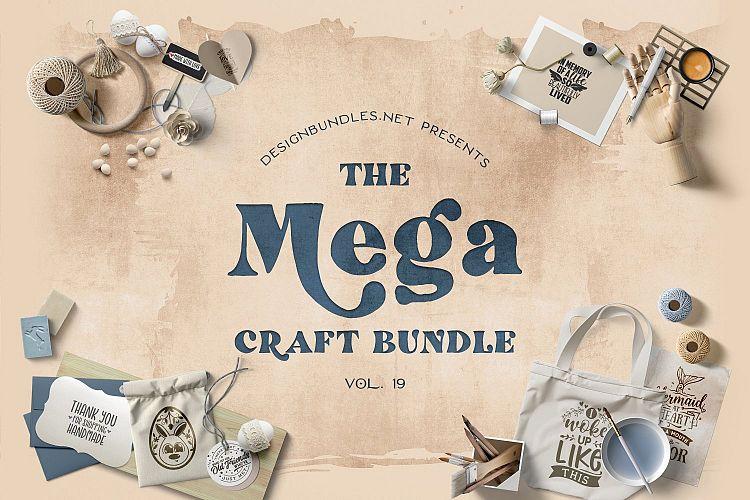 The Mega Craft Bundle 19