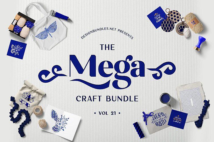 The Mega Craft Bundle Volume 21