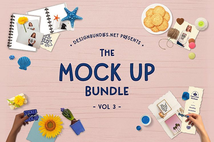 The Mock Up Bundle Volume 3