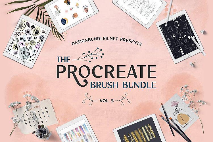 The Procreate Brush Bundle 2