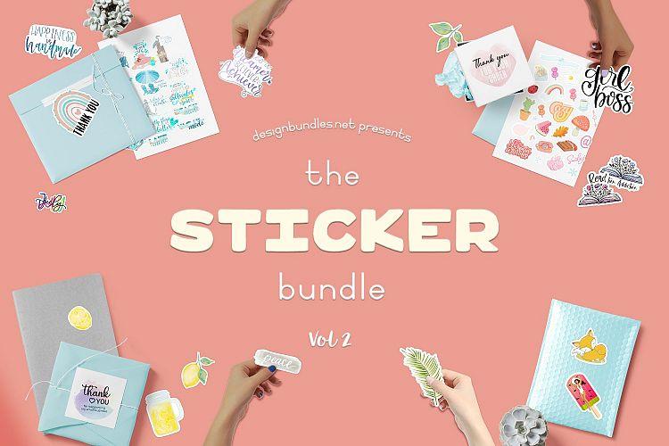 The Sticker Bundle Volume 2