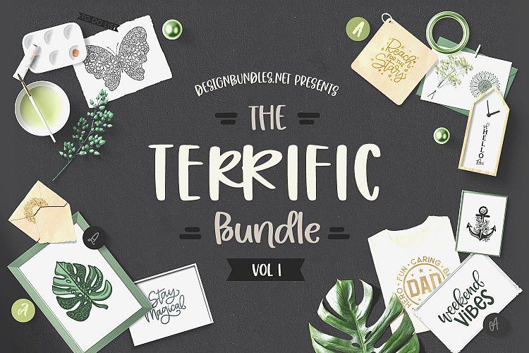 The Terrific Bundle Volume 1