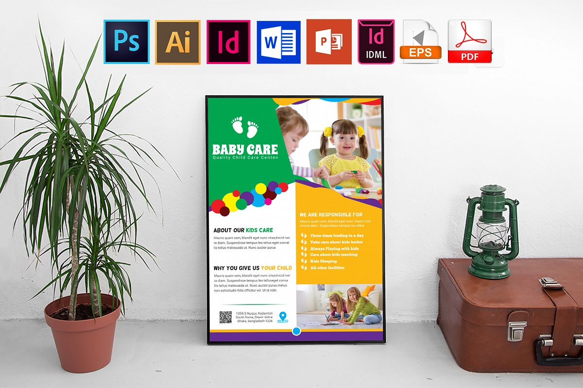 Poster | Baby Care Vol-03 example image 1