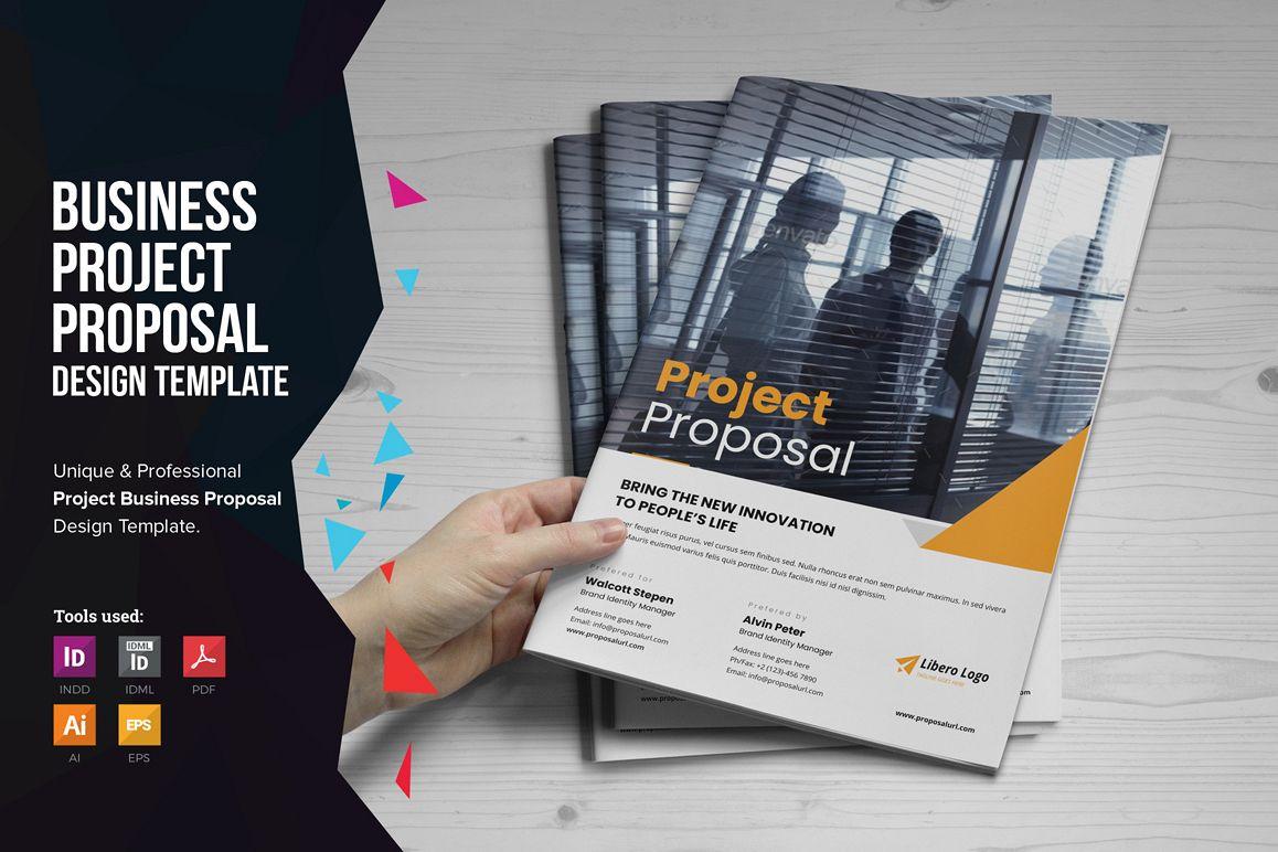 project business proposal design v1