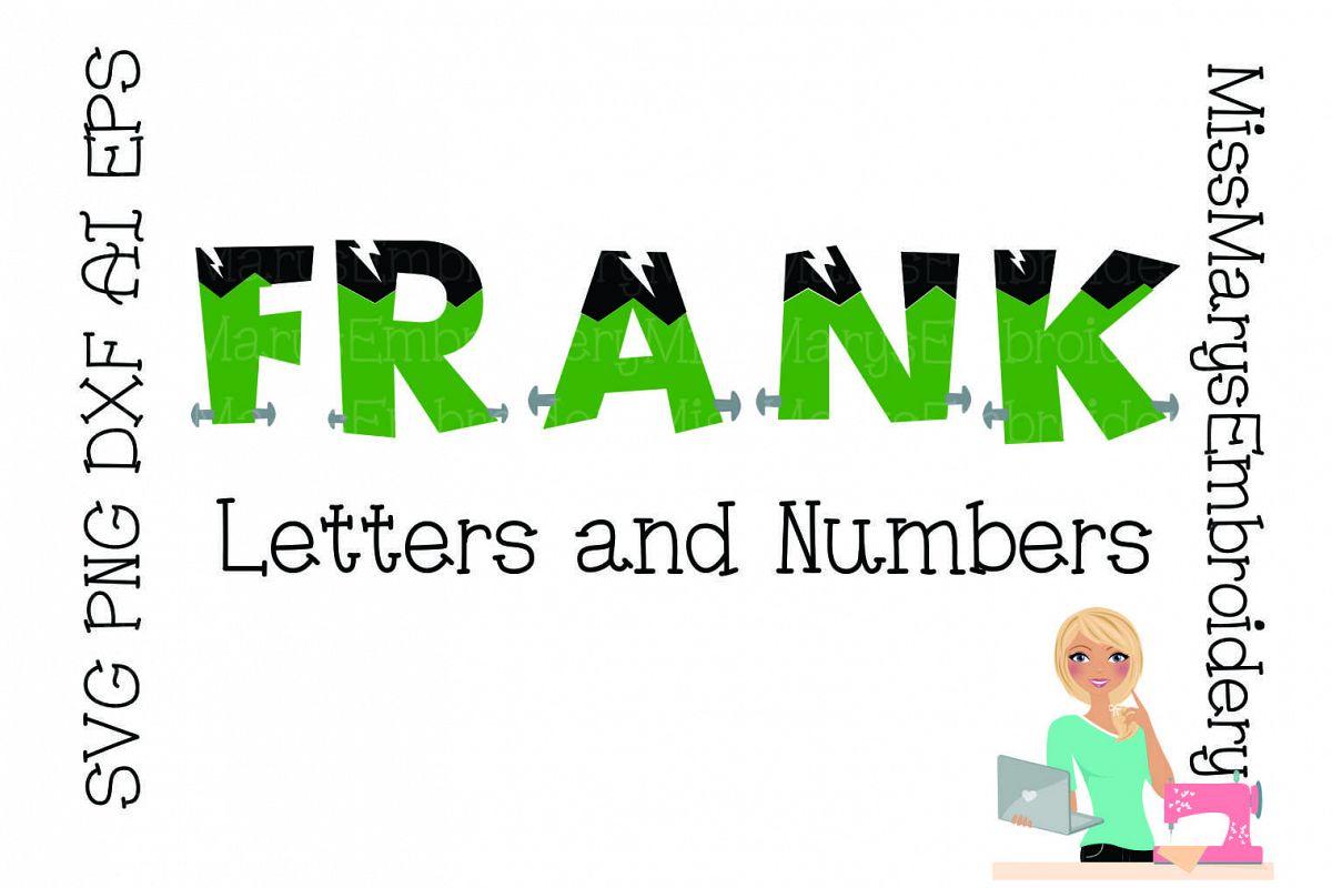 frankenstein letters