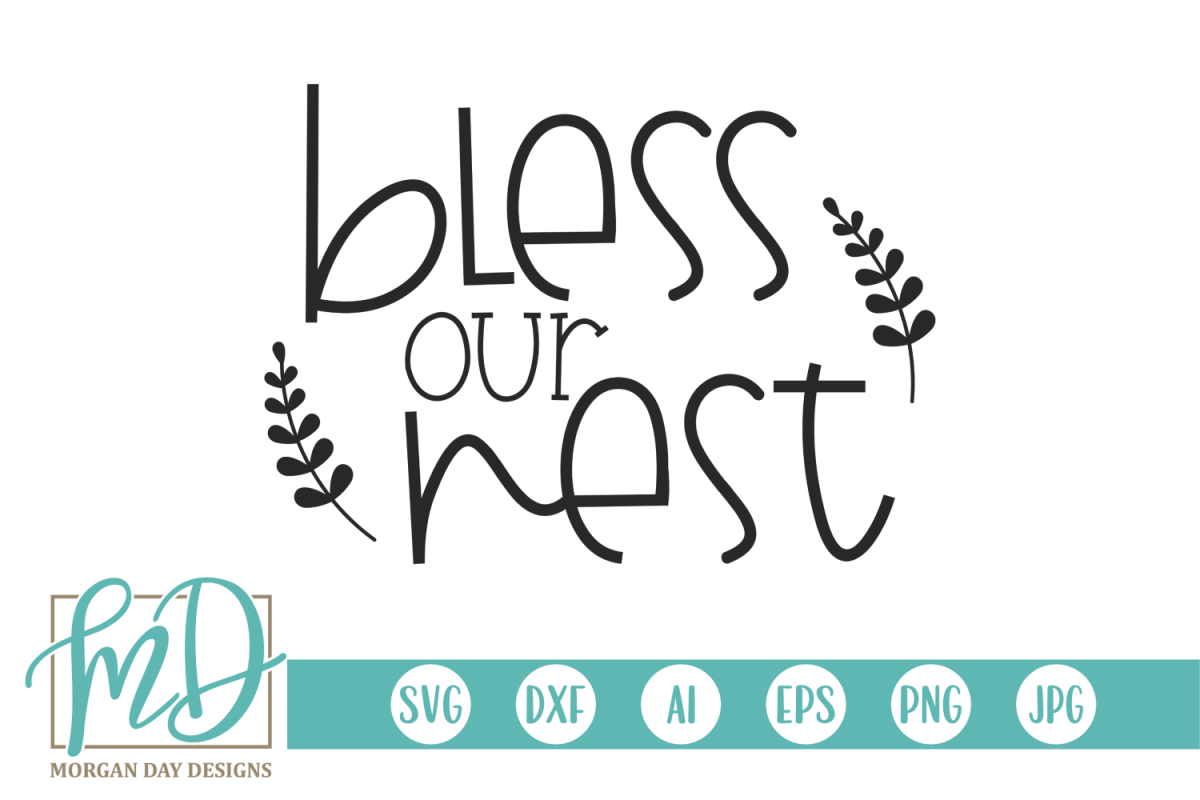 graphic regarding Bless the Food Before Us Printable known as Spouse and children Estimate - Loved ones - Dwelling - Enjoy - Bless Our Nest SVG