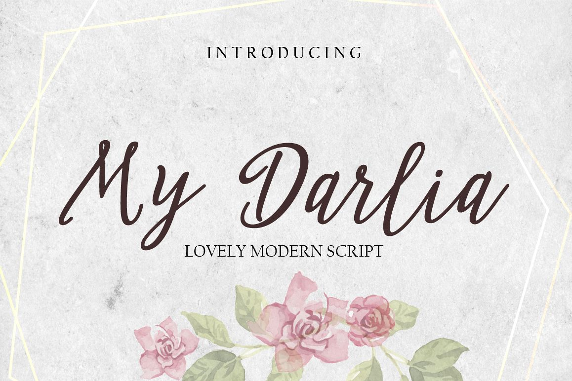 My Darlia example image 1