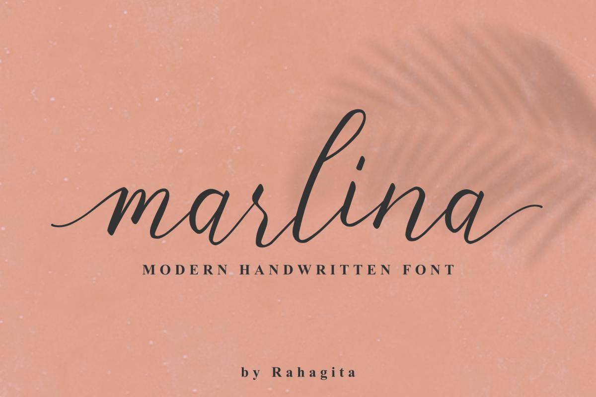 Marlina example image 1