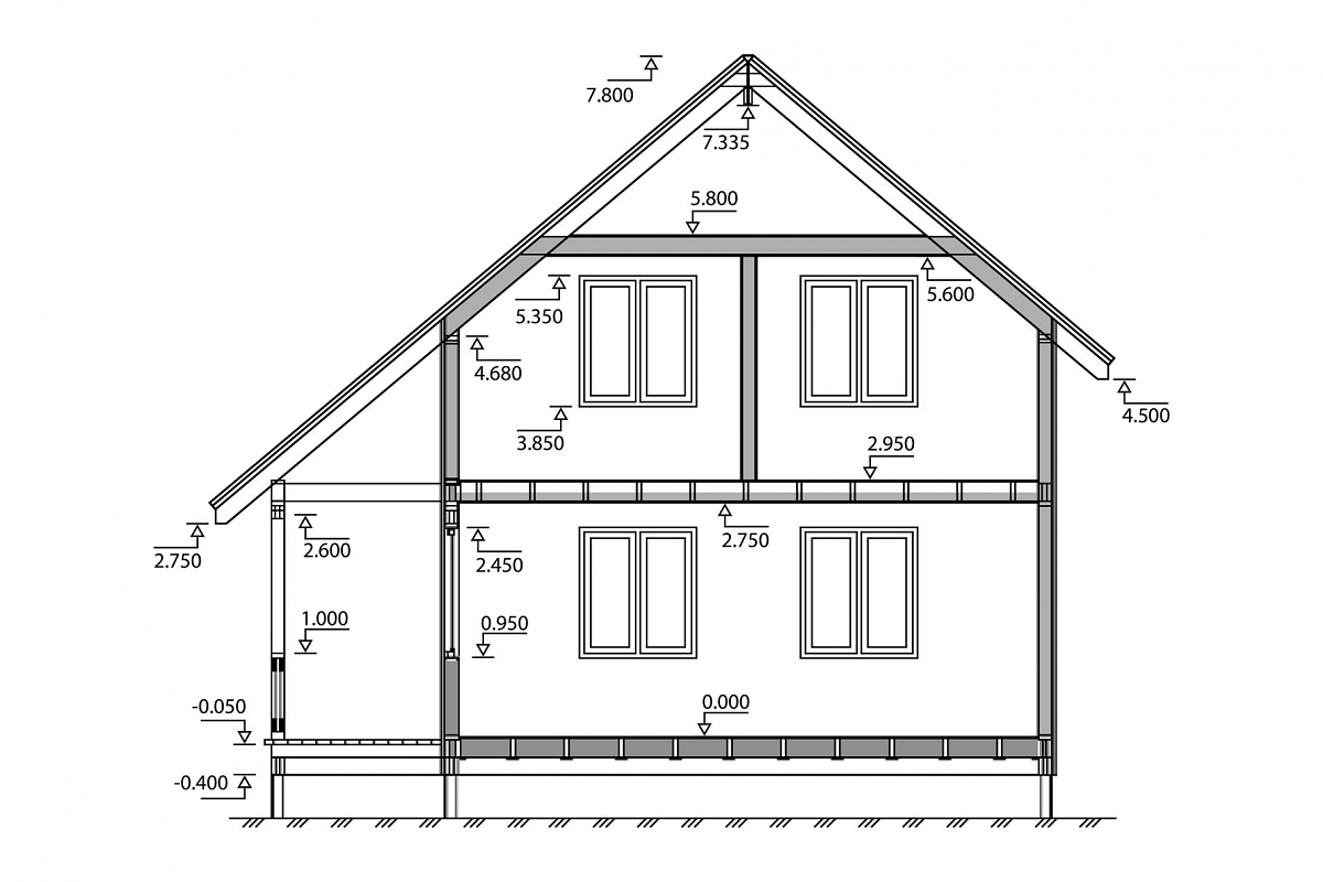 Big house plan or scheme example image 1