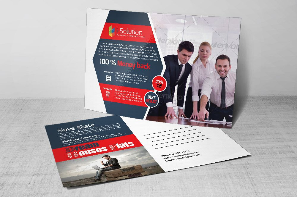 Business postcards templates by designh design bundles business postcards templates example image wajeb Gallery