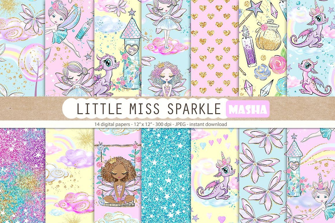 ENGLISH FAIRY OCCASION CARD,LITTLE MISS TWINKLE TOES