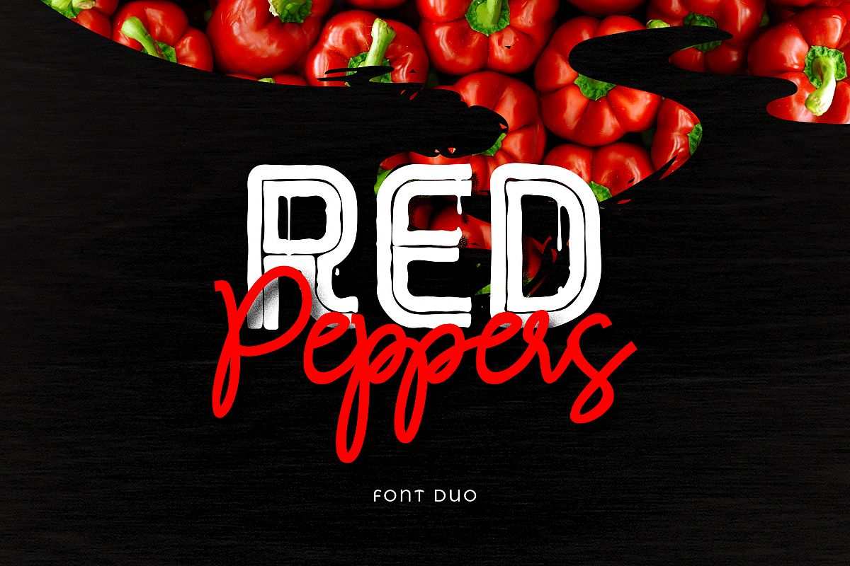 Red Peppers example image 1