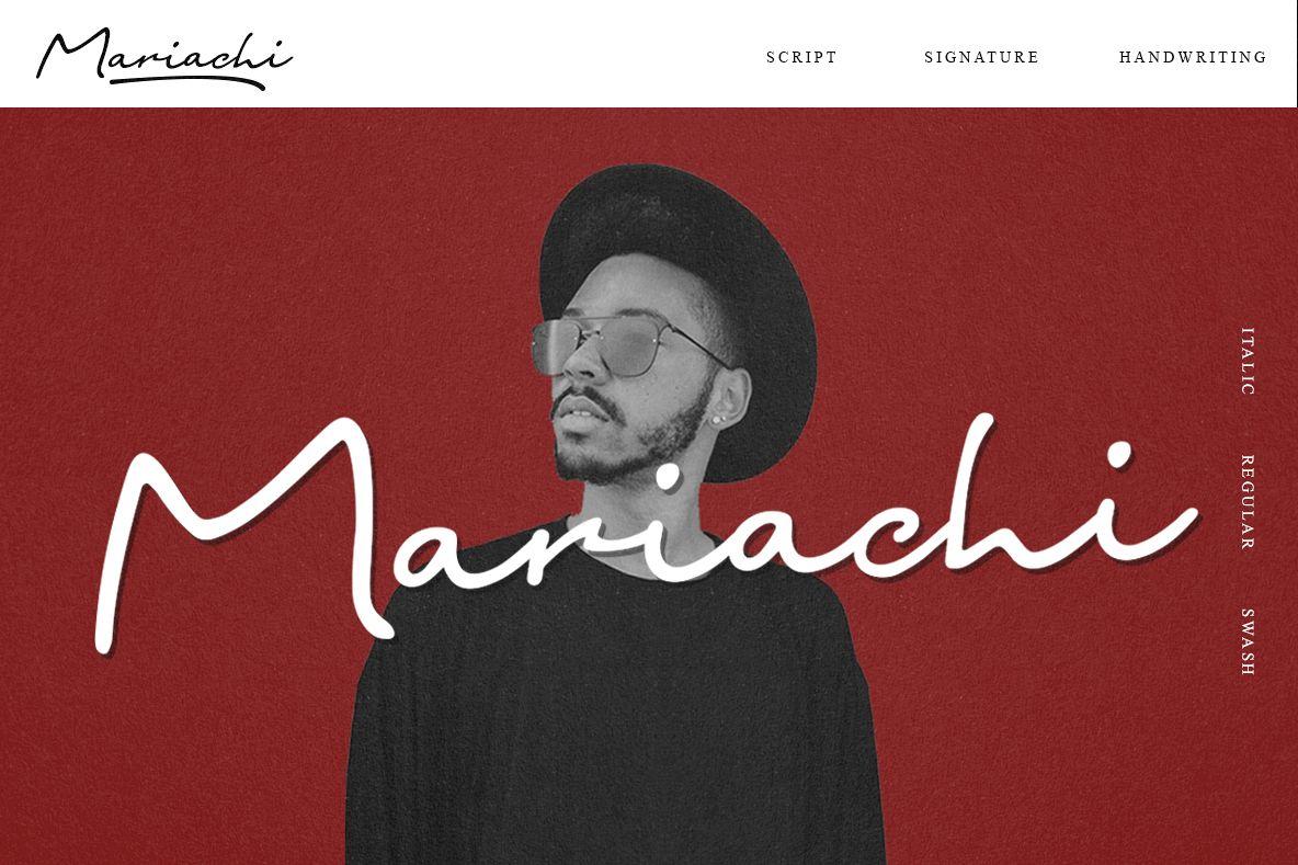 Mariachi Script example image 1
