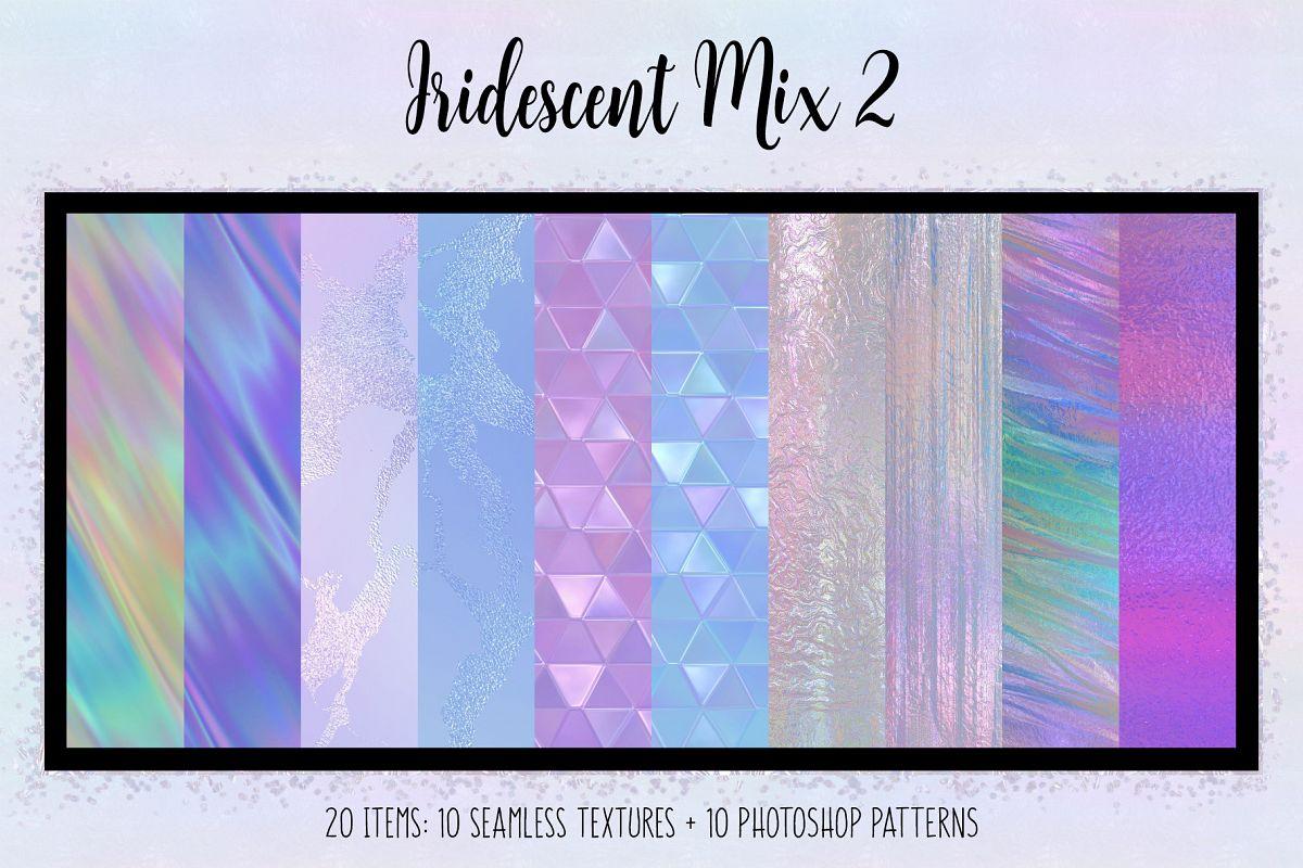 Iridescent Mix 2 example image 1