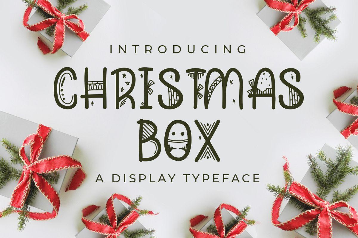 Christmas Box example image 1