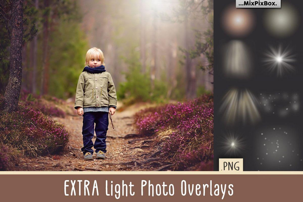 Extra Light Photo Overlays example image 1