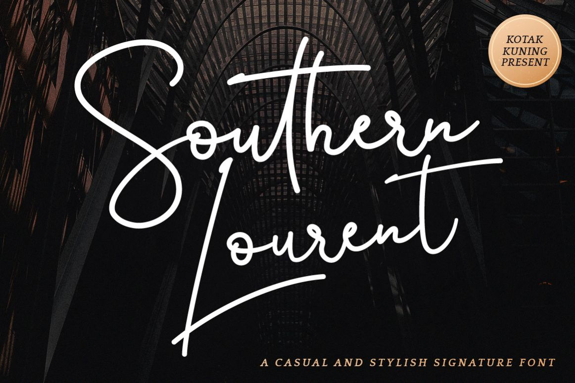 Southern Lourent Signature example image 1
