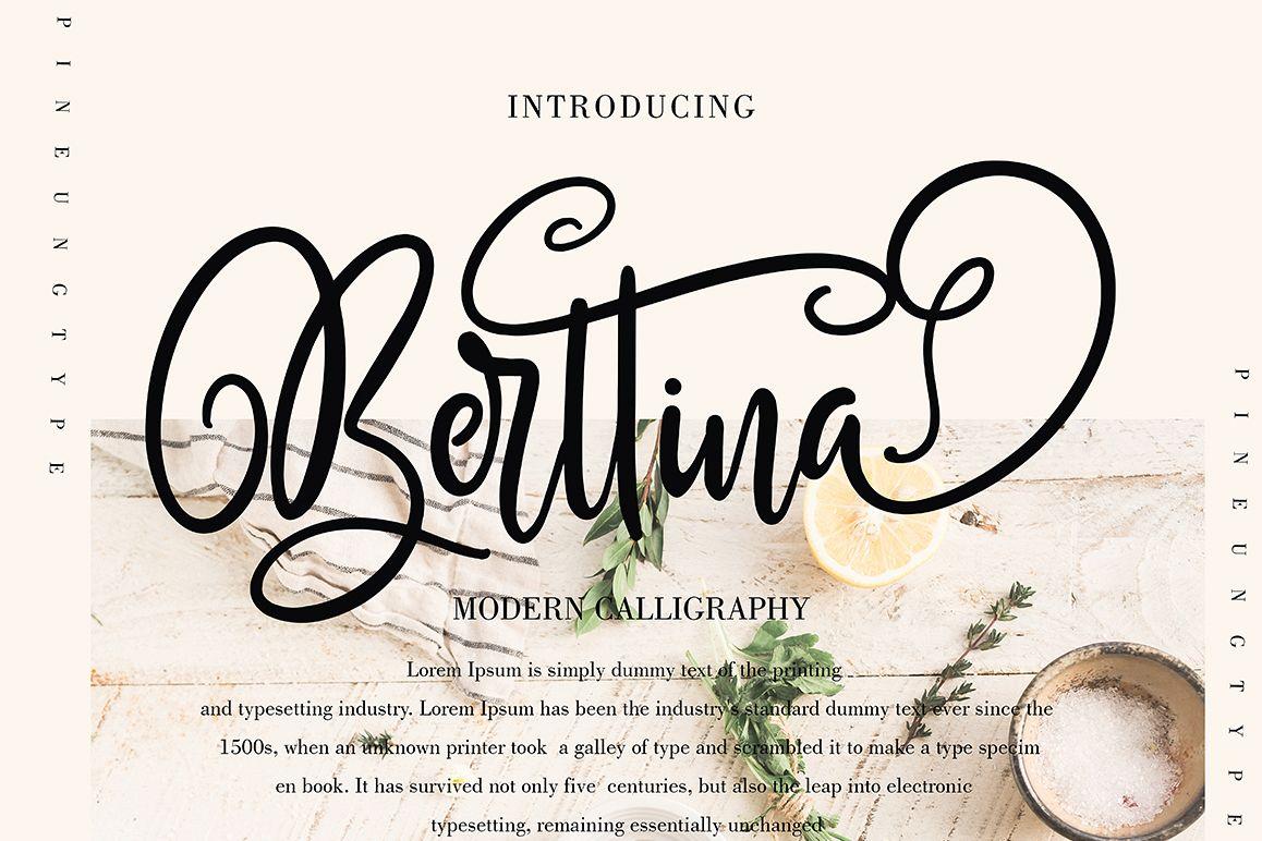 Berttina example image 1