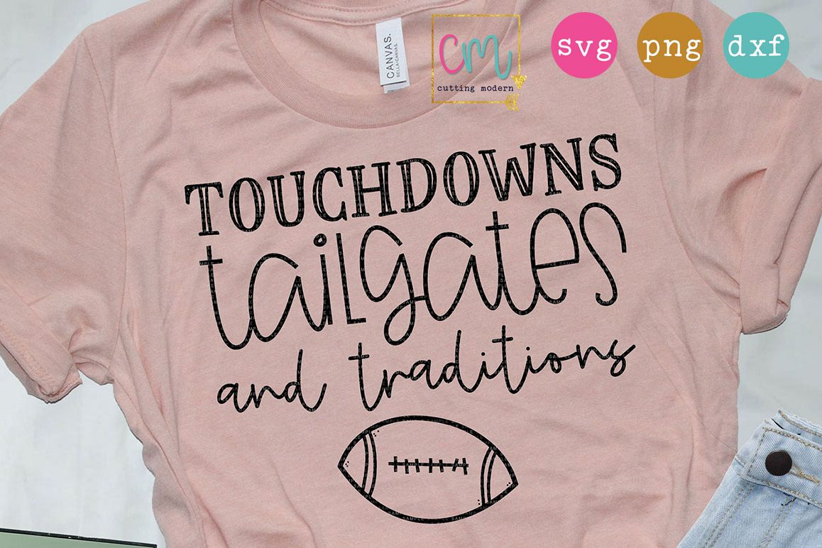 Touchdowns Tailgates And Traditions example image 1