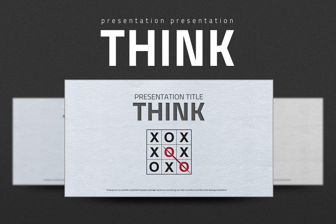 Thinking PPT example image 1