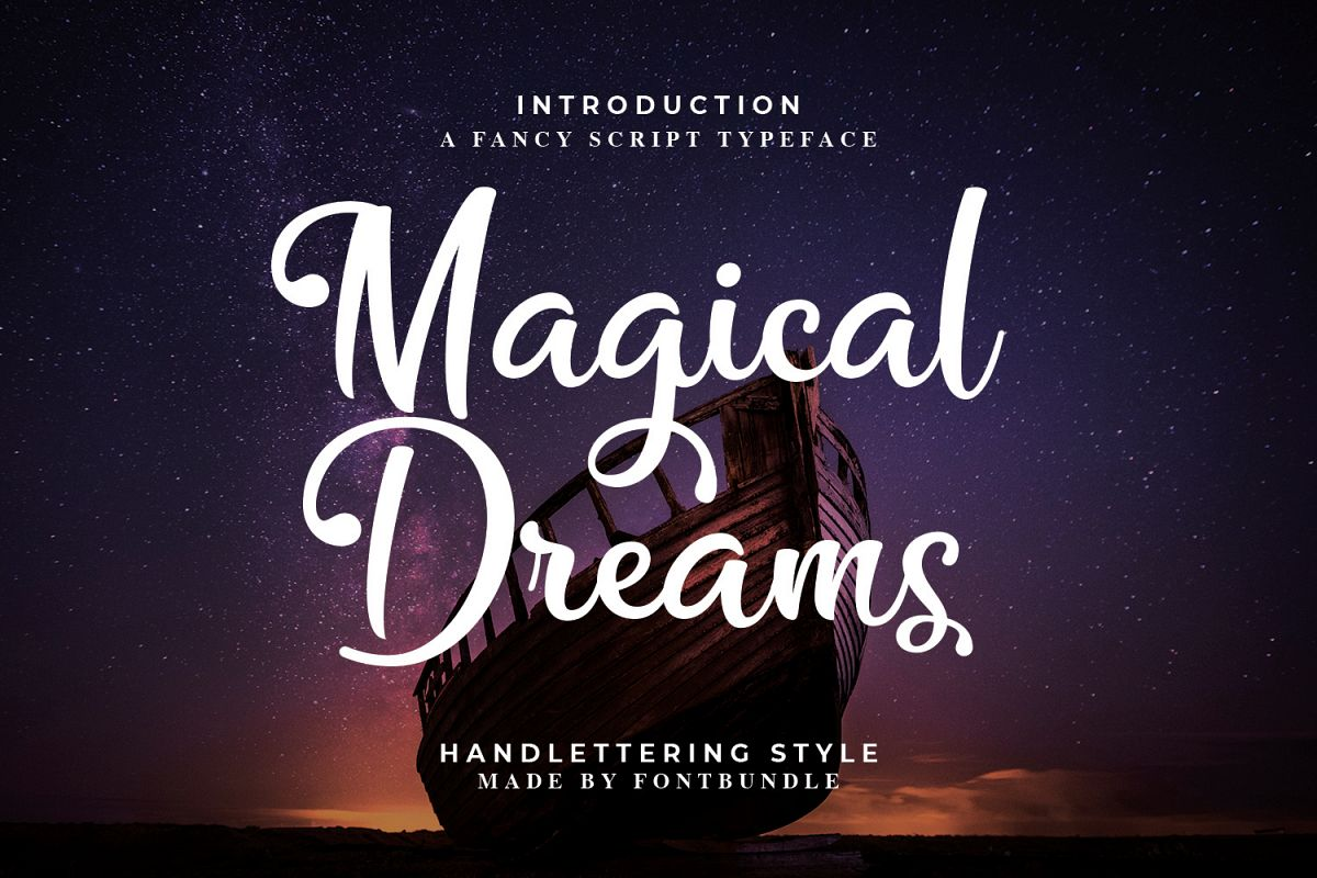 Magical Dreams example image