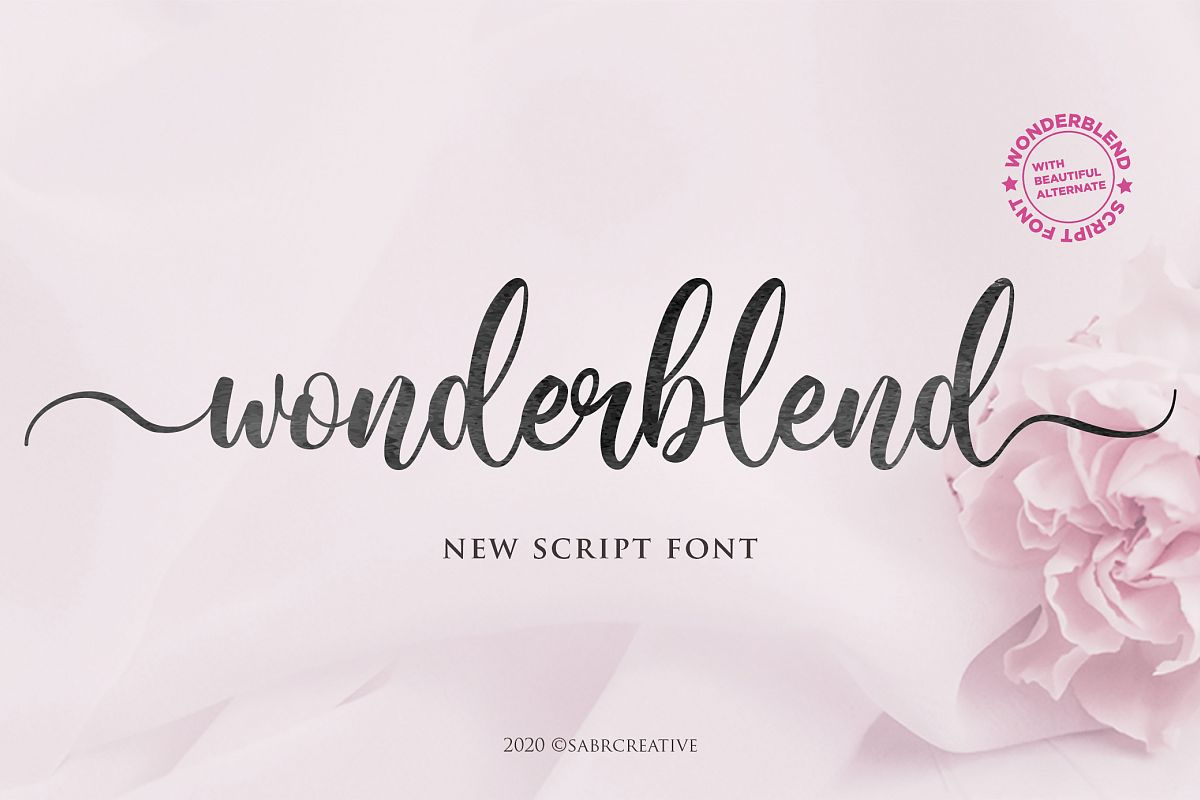 Wonderblend example image 1