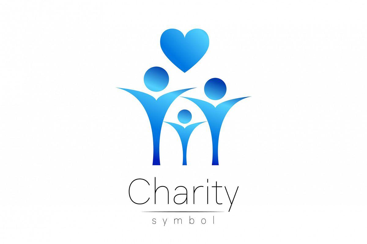 Symbol Of Charity Logo