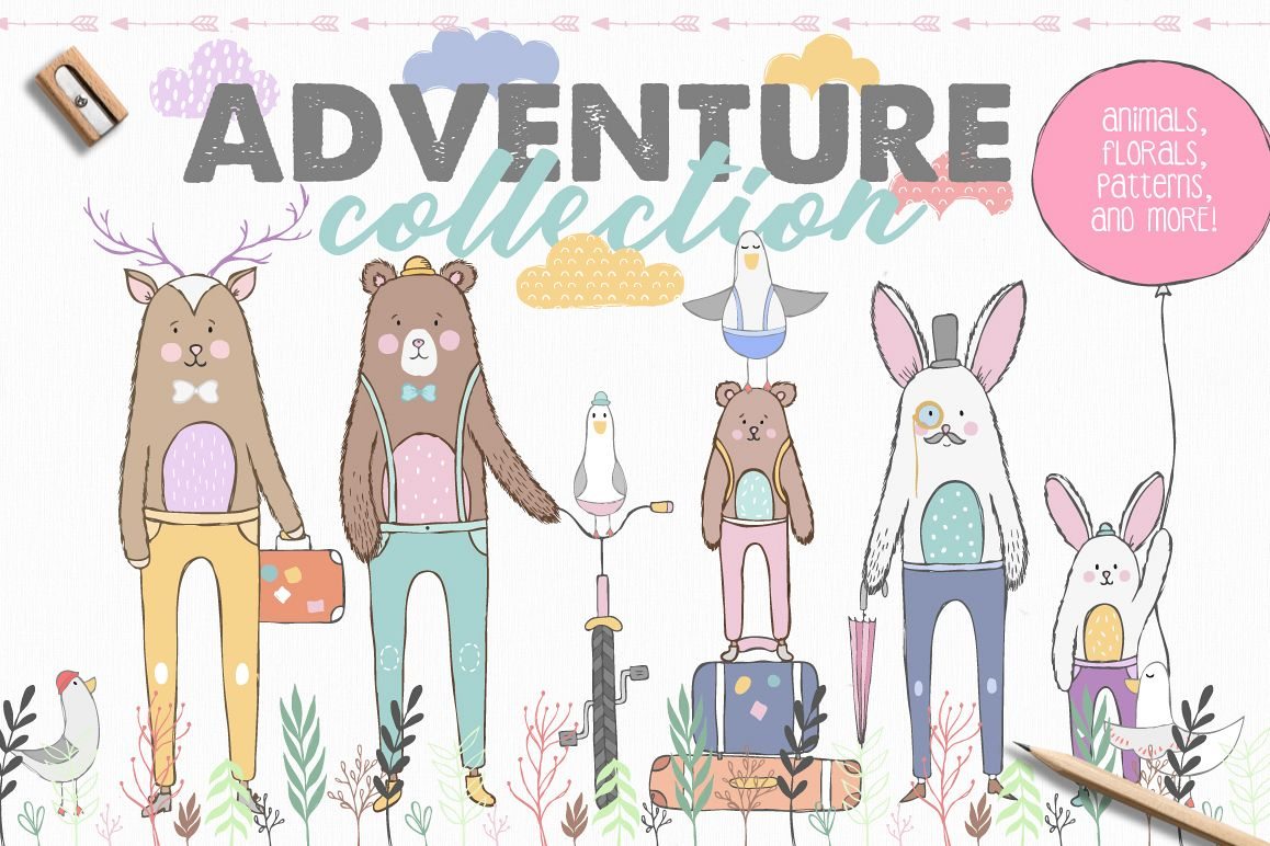 Adventure Collection example image 1