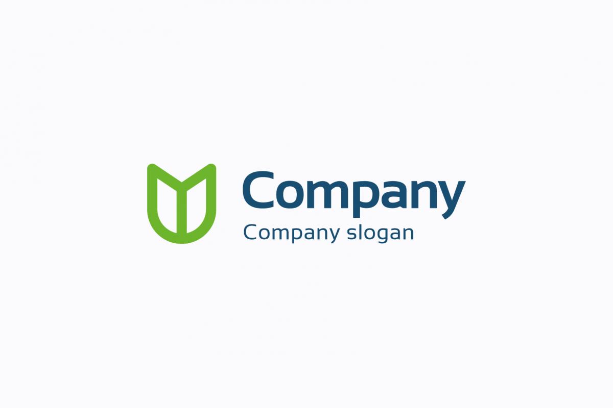 U company logo example image 1