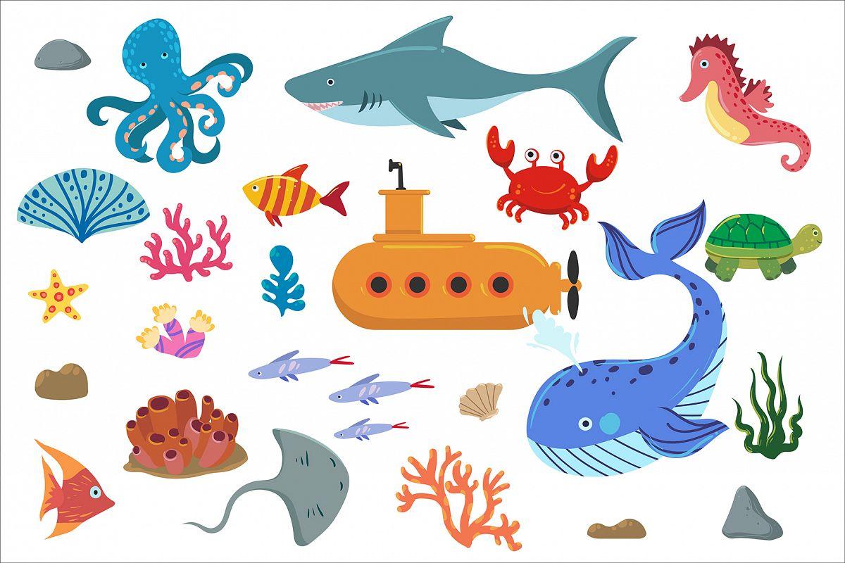 Underwater World example image 1