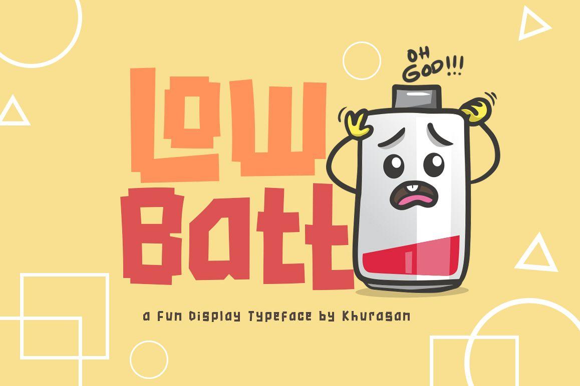 Low Batt example image 1