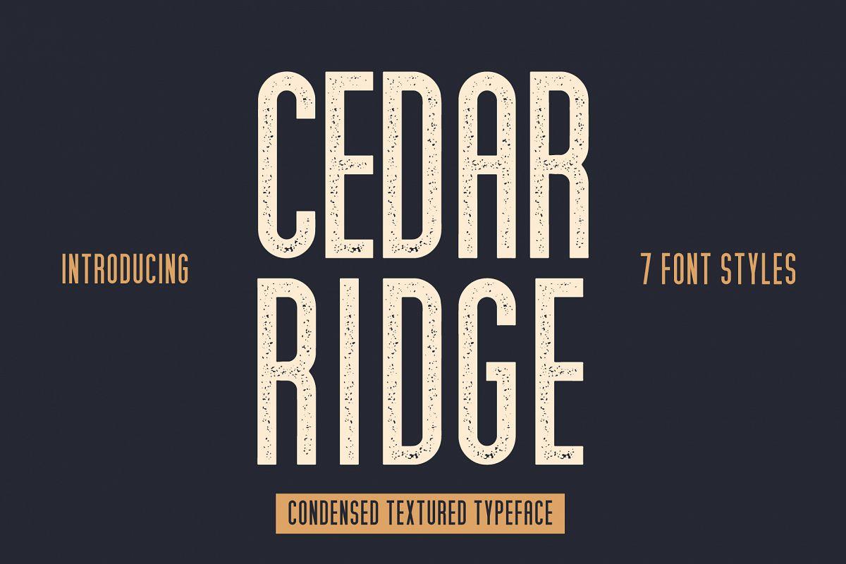 Cedar Ridge example image 1