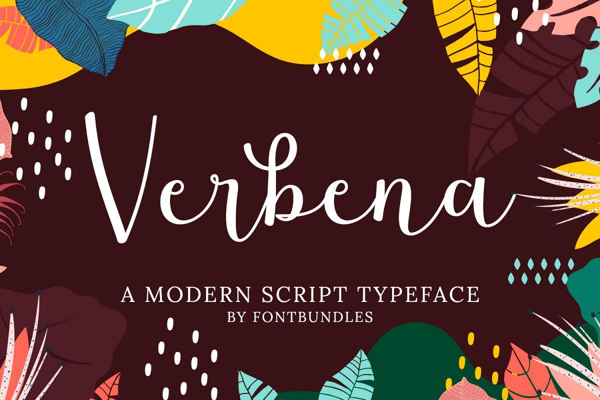 Verbena example image 1