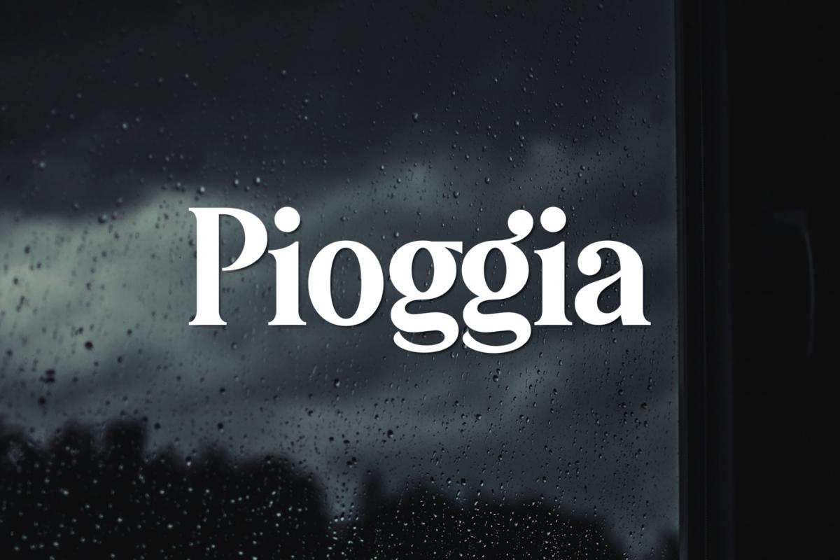 Pioggia example image 1
