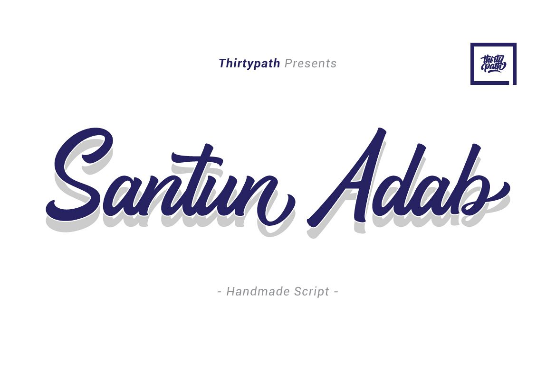Santun Adab example image 1