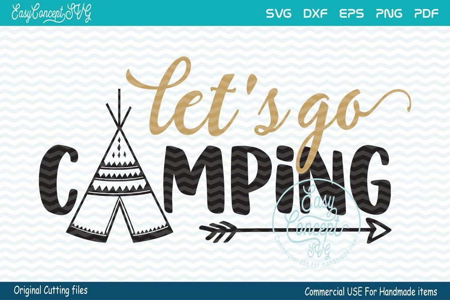 Let's Go Camping example image 1