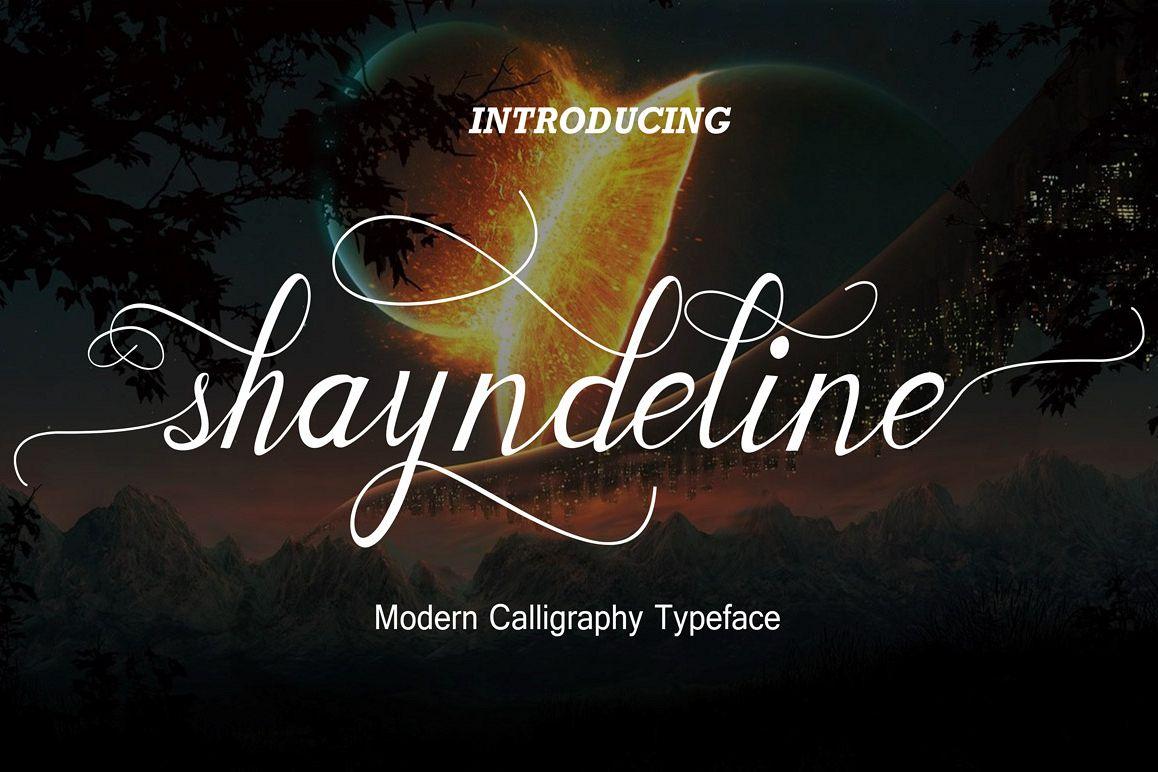 Shayndeline example image 1
