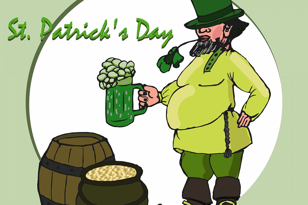 St. Patrick's Day  example image 1