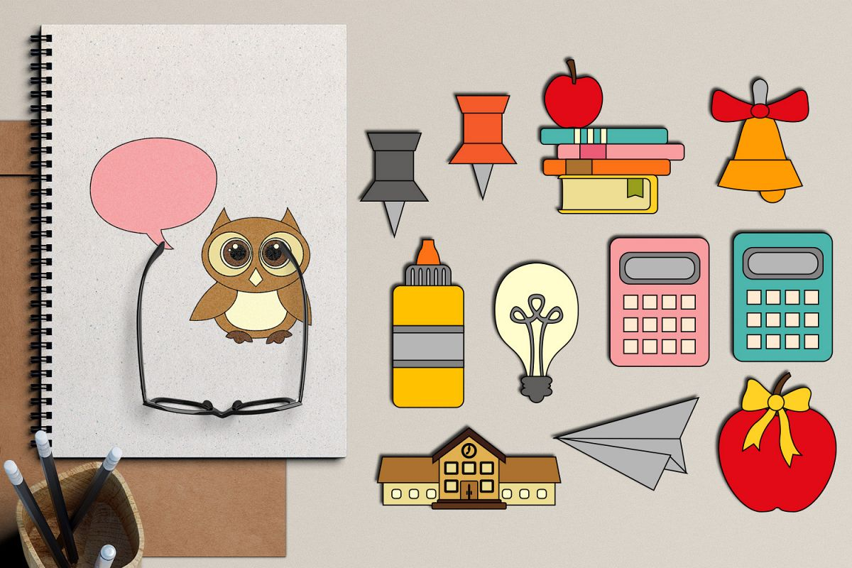 back to school clipart fun education graphics