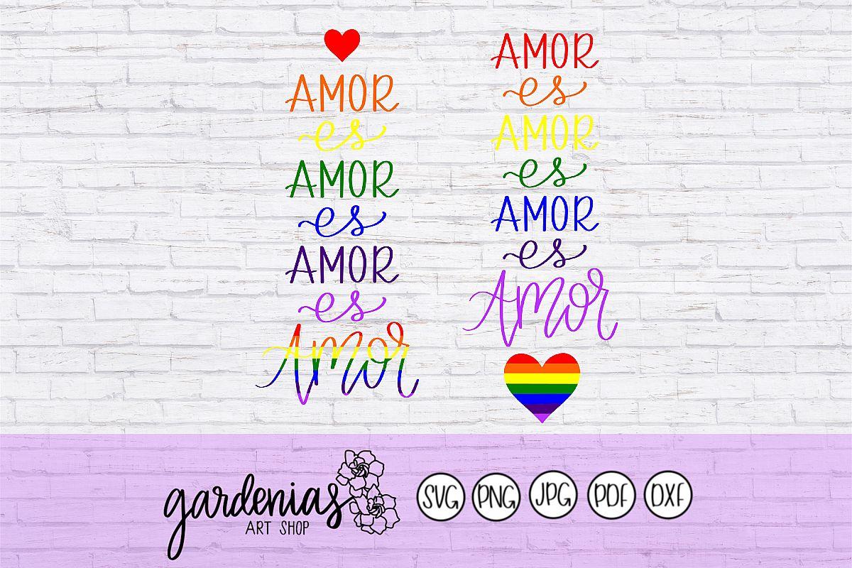 Amor es Amor example image 1