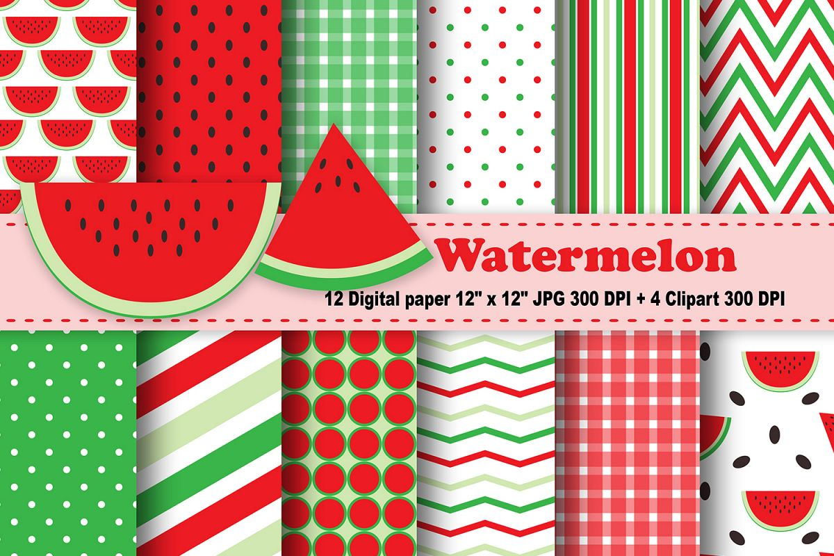 photograph regarding Printable Design Paper named Watermelon Electronic Paper, End result Historical past, End result Printable, Sbook Papers, Electronic Sbooking, Watermelon Clipart.