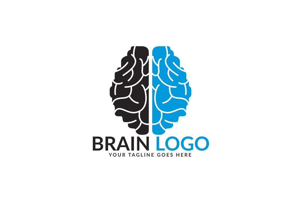 Brain Logo Design. example image 1