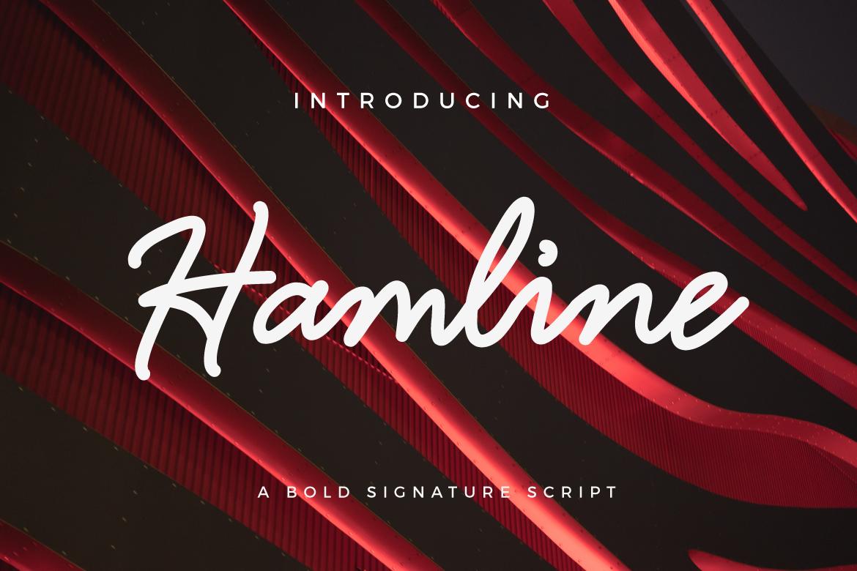 Hamline example image 1