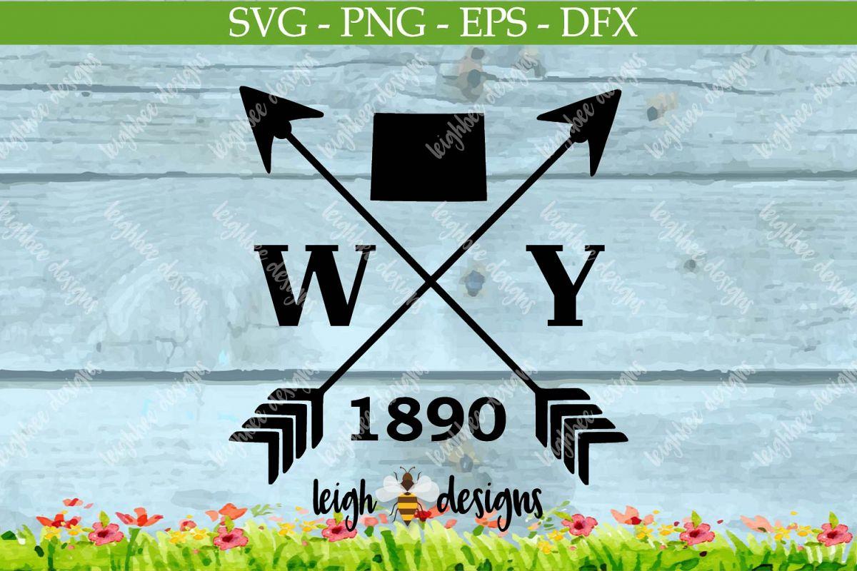 Arrow Wyoming 1890 example image 1