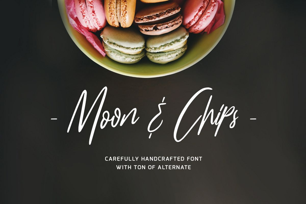 Moon & Chips example image 1